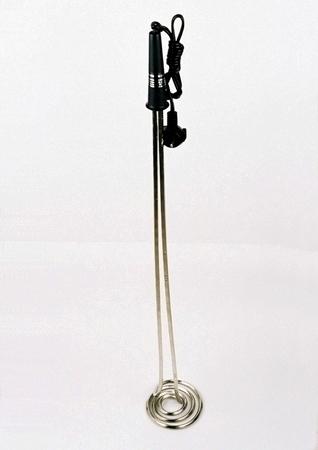 Ebulidor Elétrico Aquecedor de Água Rabo Quente 1000W 220V Cherubino Mergulhão