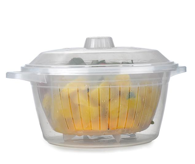 Panela a Vapor para Cozinhar Legumes no Micro-Ondas Legumix Nitron 194