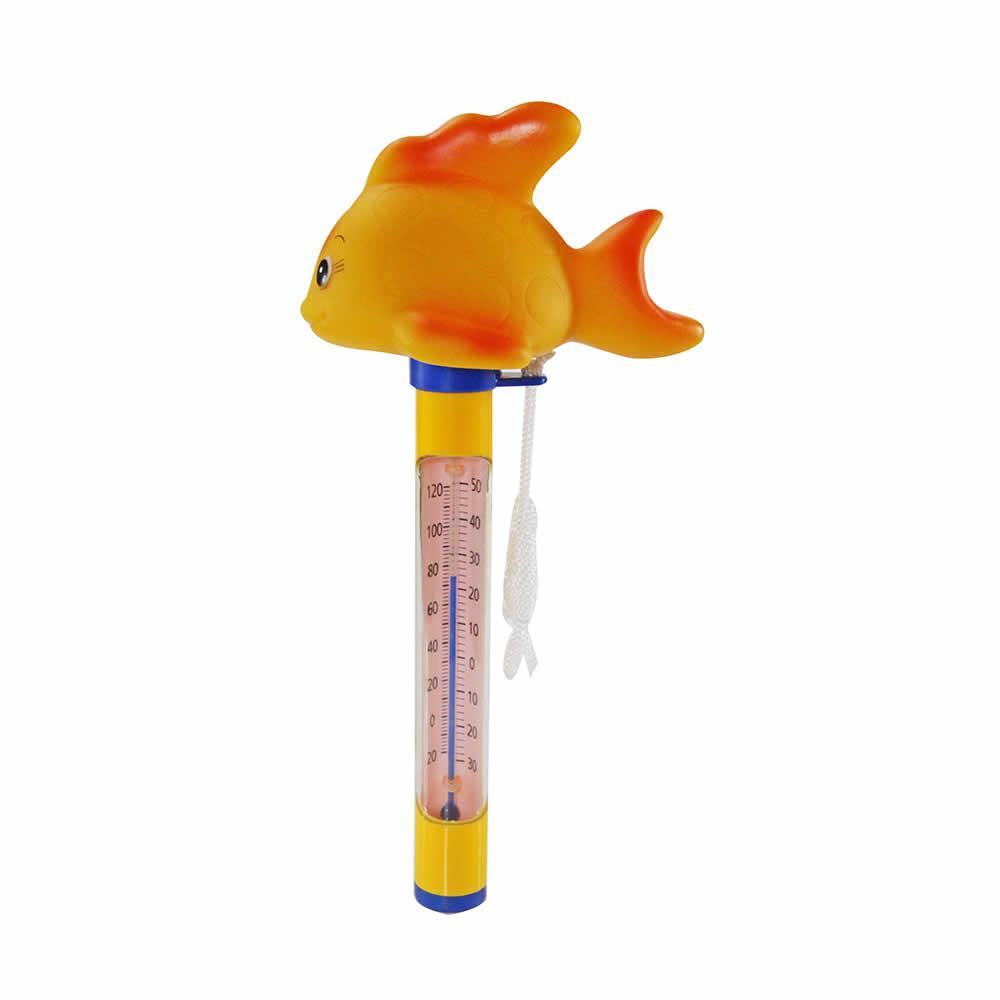 Termômetro Flutuante para Piscina Peixinho Dourado Western PIS-20