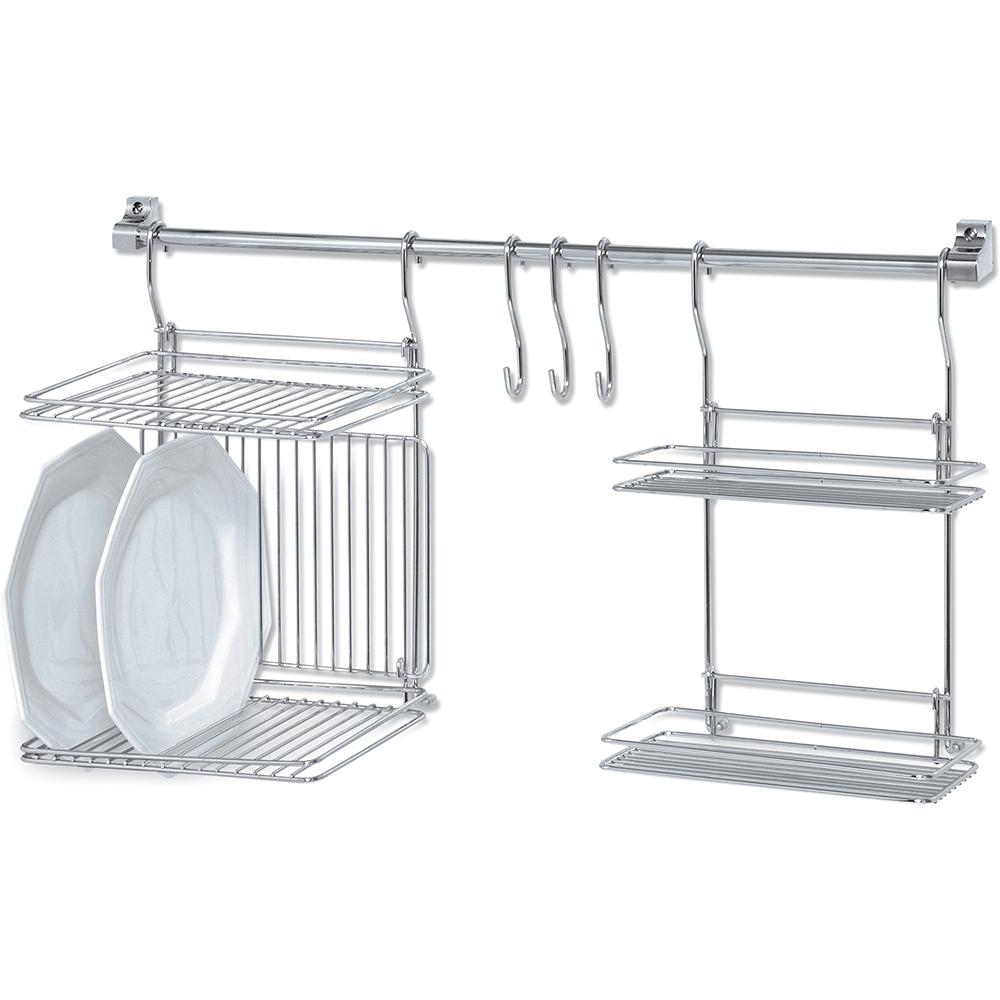 Organizador Suspenso para Utensílios Kitchen Set Kit 4 Passerini 268-6