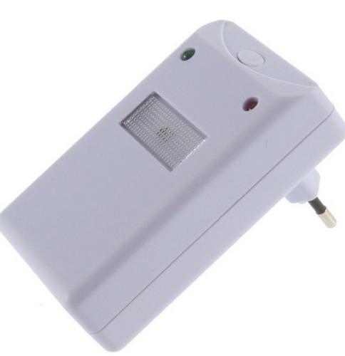 Kit 10 Repelentes Eletrônicos Para Ratos Baratas Formigas e Aranhas Bivolt Western REP-1