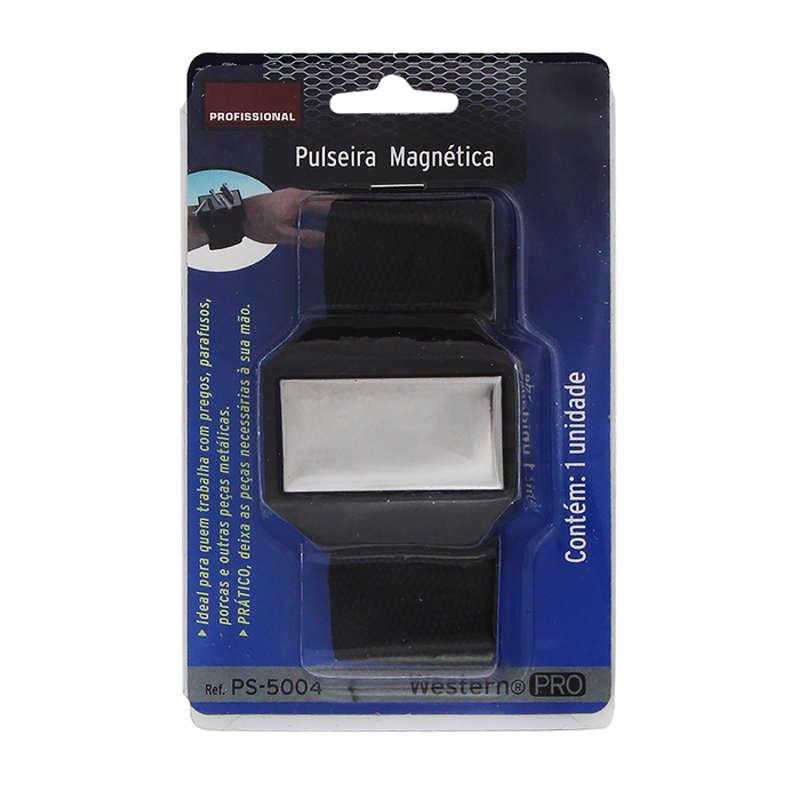 Pulseira Magnética para Pregos Parafusos e Utensílios Western PS-5004