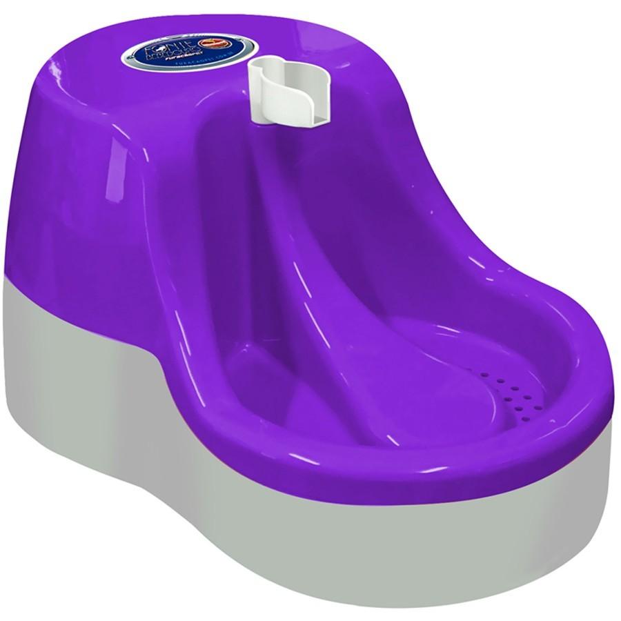Fonte Bebedouro para Gatos Água Corrente Lilás 110V Furacão Pet 0234