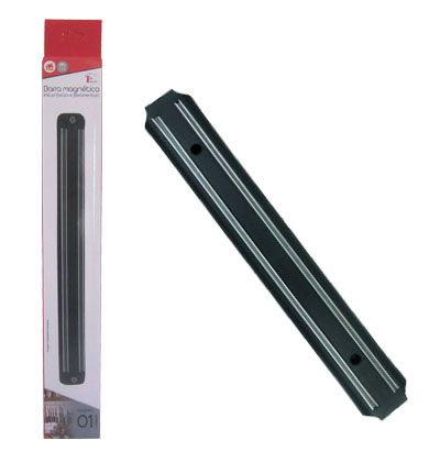 Barra Magnética com Imã para Facas 30cm Top Rio 7462