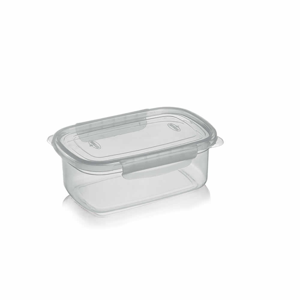 Kit 3 Potes para Freezer e Microondas com Travas Laterais Nitron 190