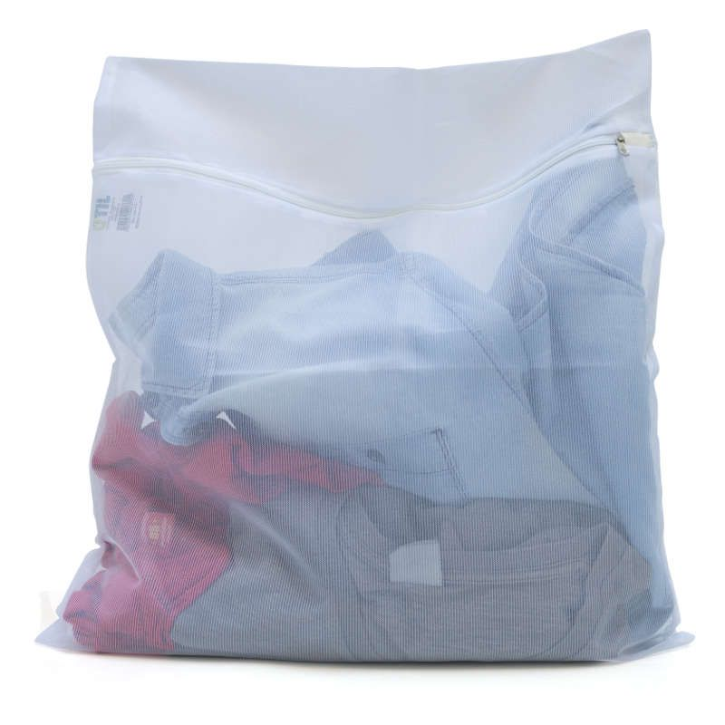 Kit 3 Sacos Para Lavar Roupas Delicadas 30x25cm P Bag Limp 001.068