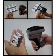 CORTADOR DE FOTO profissional Revolver  3x4  E  2,5x3,2
