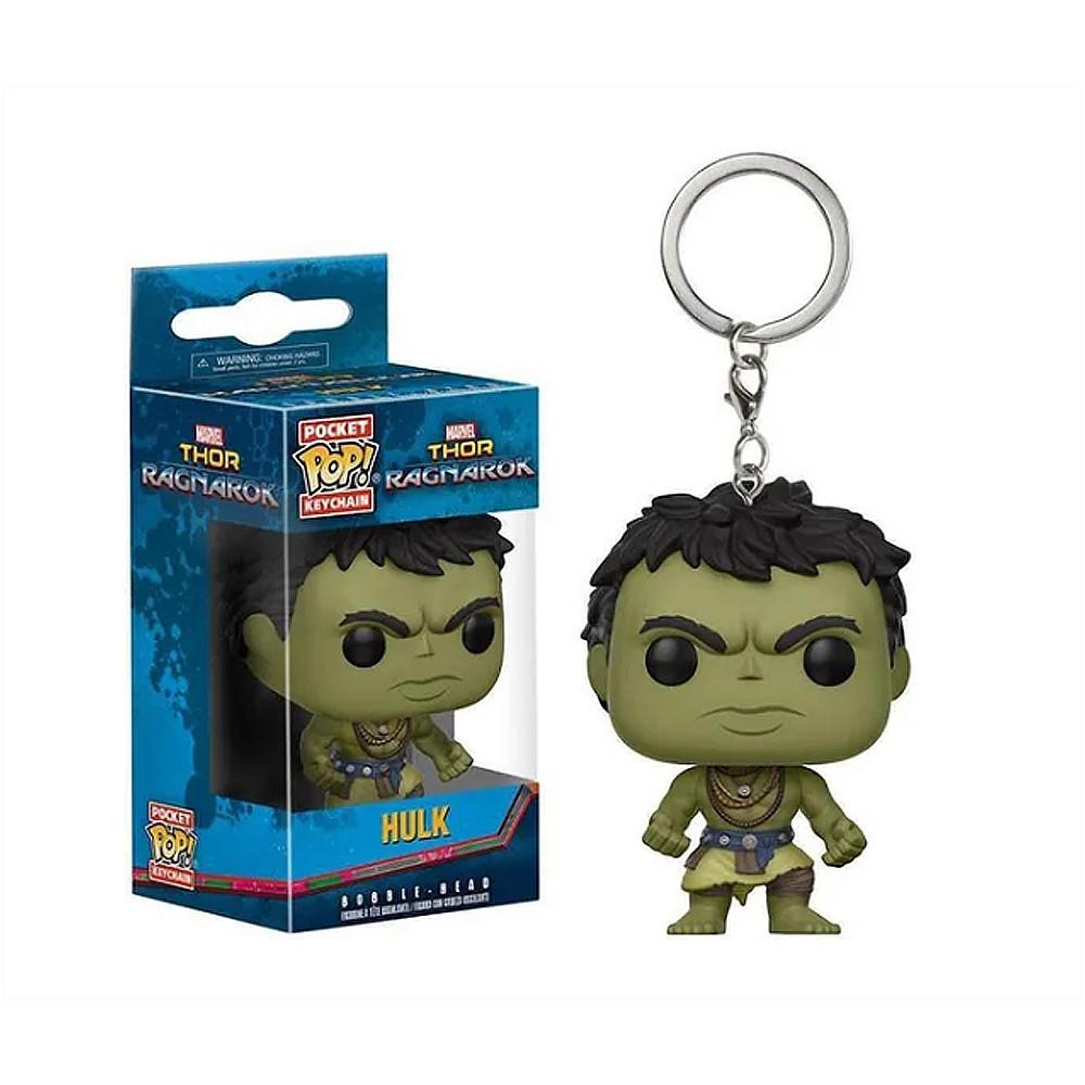 Chaveiro Funko Pop! Keychain: Thor Ragnarok - Hulk
