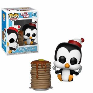 FUNKO POP CHILLY WILLY CHILLY WILLY PANCAKES 486