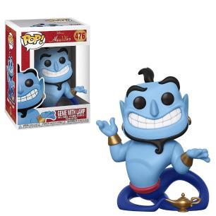 Funko Pop Disney Aladdin Genie With Lamp 476