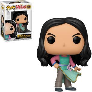 Funko Pop Disney Mulan Villager 638
