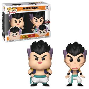 Funko Pop Dragon Ball Z Failed Fusions Special edition 2 Pack