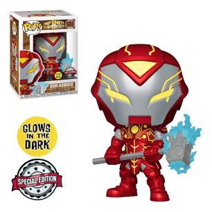 Funko Pop! Marvel: Infinity Warps - Iron Hammer 680