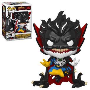 Funko Pop Marvel Spider-Man Maximum Venom - Venomized Doctor Strange 602