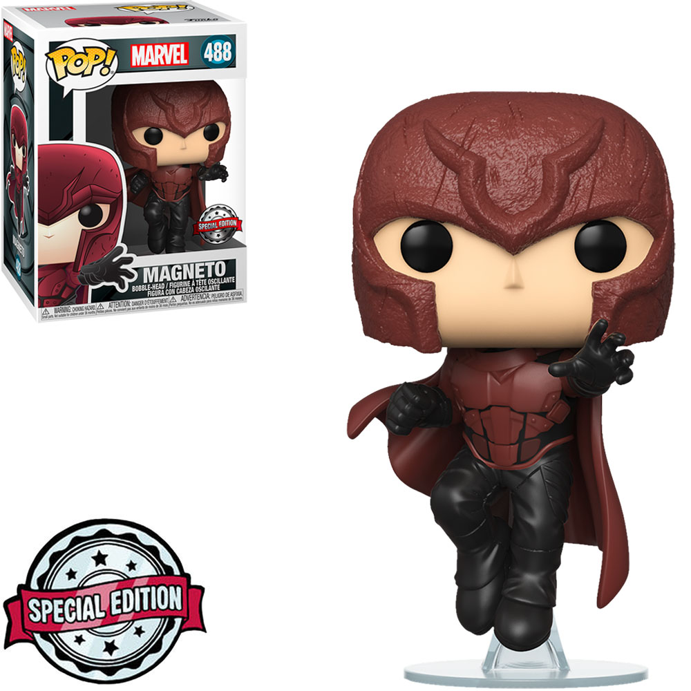 Funko Pop Marvel X-Men Magneto Special Edition 488