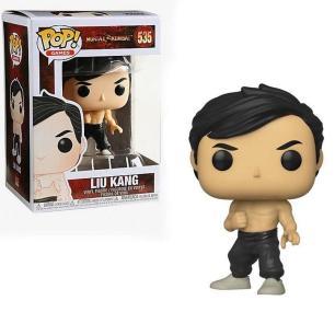 Funko Pop Mortal Kombat XI Liu Kang 535