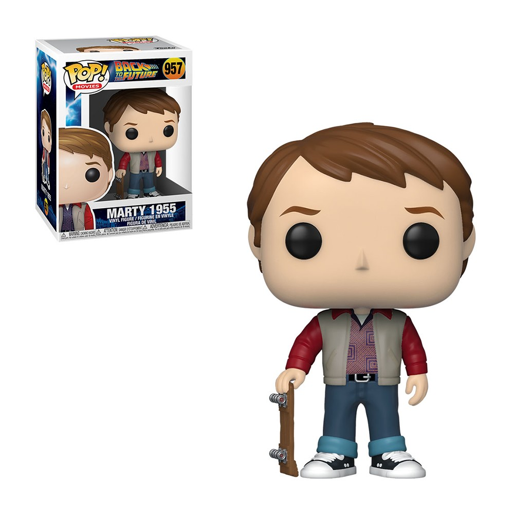 Funko Pop! Movies: Back to the Future - Marty  (1955) 957