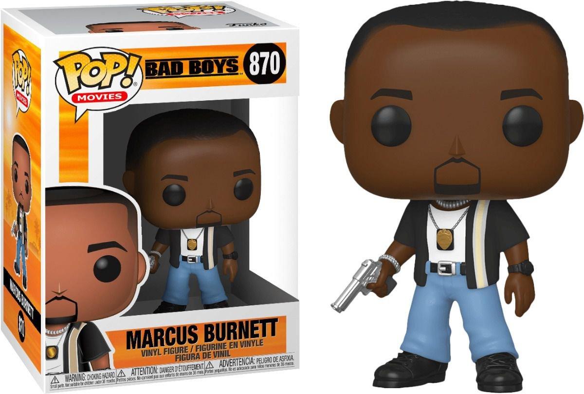 Funko Pop! Movies Bad Boys Marcus Burnett 870