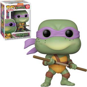 Funko Pop Retro Toys Teenage Mutant Ninja Turtles Donatello 17