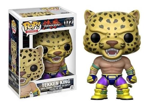 FUNKO POP Tekken Tekken King Caped  207