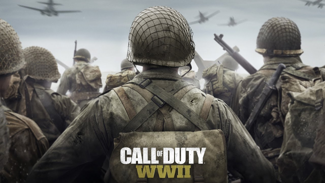 PS4 Call Of Duty WW II [USADO]