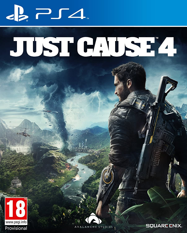 Just Cause 4 (Edição Day One) - PS4