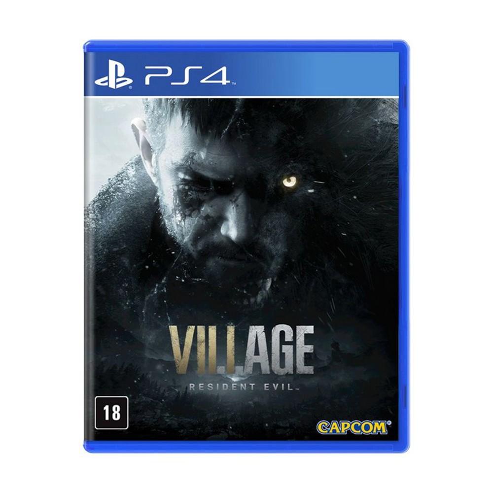 Resident Evil 8 Village - PS4