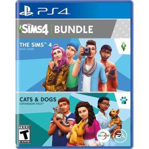 The Sims 4 Bundle Pets [Gatos e Cães] - PS4