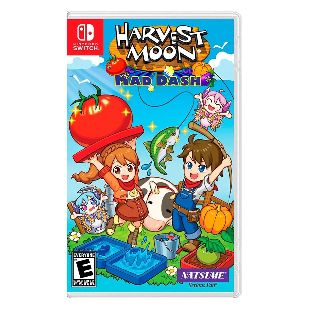 Harvest Moon: Mad Dash - Switch