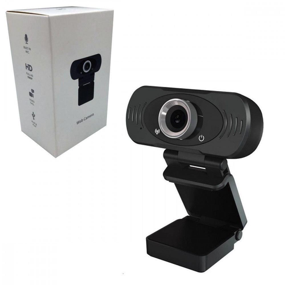Webcam IMI BY 6 1080P - Preto
