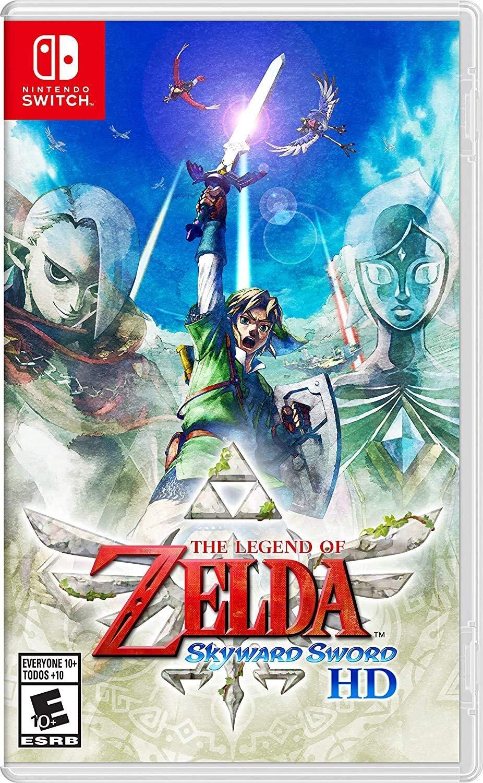 Zelda: Skyward Sword - Switch