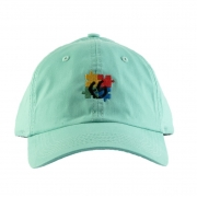 Boné Free Session Dad Hat Strapback Azul Claro