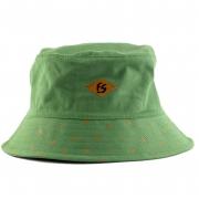 Chapéu Bucket Clássico Free Session Verde