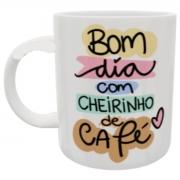 CANECA BOM DIA CAFÉ