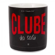 CANECA COM COADOR - CLUBE DO SOFÁ