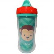 Garrafa de plástico macaco