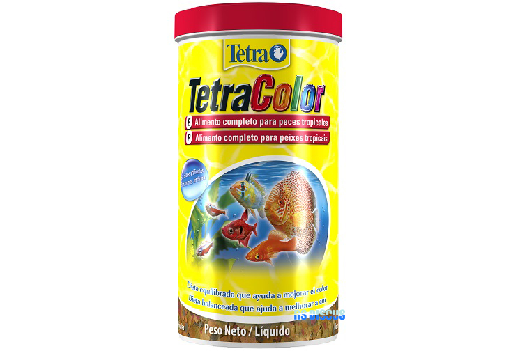 Tetra Color Flakes 020 Grs