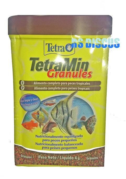 Tetra Min Granules 04 grs (sachet)
