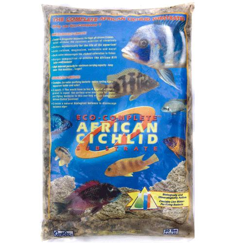 Carib Sea African Cichlid Sahara Sand  9.1 Kg