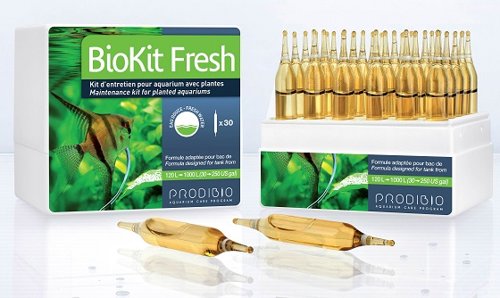 Prodibio BioKit Fresh - 30 Ampolas  (10 Biodigest 10 Biotrace 10 Biovert )