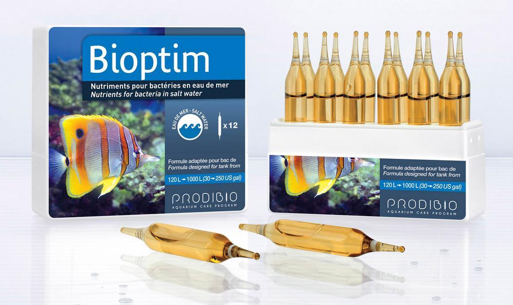 Prodibio Bioptin - 06 Ampolas