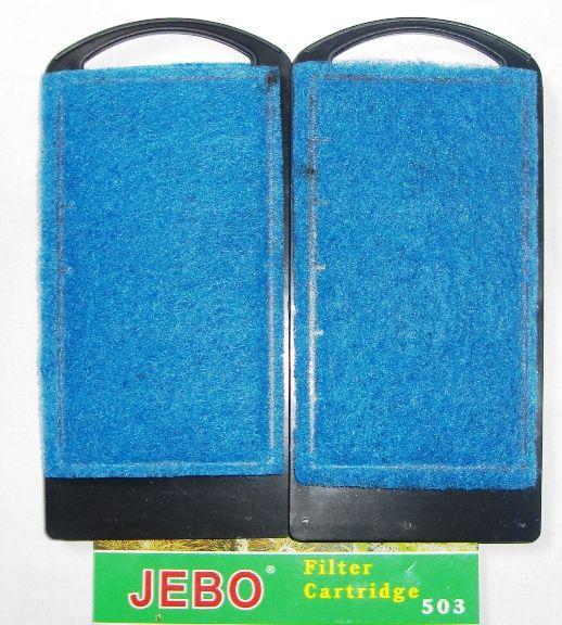 Jebo Refil do Filtro 503 - com 2 unidades