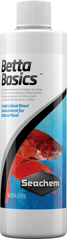 Seachem Betta Basics 250 ml