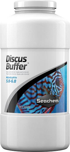 Seachem Discus Buffer 1000 grs