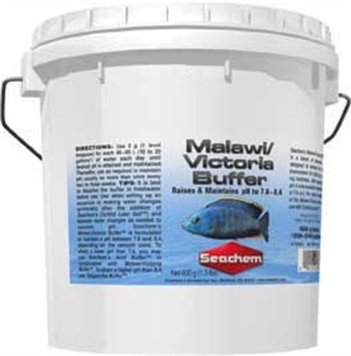 Seachem Malawi / Victoria Buffer  4000 grs ( P3 )