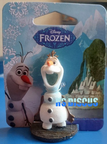 Disney Enfeite - Frozen mini Olaf FZR30