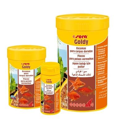 Sera Goldy 12 grs
