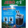 Jebo Filtro Canister 0800L/H  625 (copo verde) - 110V ( NOVO ) - RsDiscus Aqu�rios