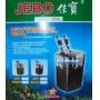 Jebo Filtro Canister 0800L/H 635 (copo preto) - 220V ( NOVO ) - RsDiscus Aqu�rios