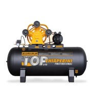 Compressor de Ar TOP 15 MP3V 200L 3HP Monofásico - Chiaperini